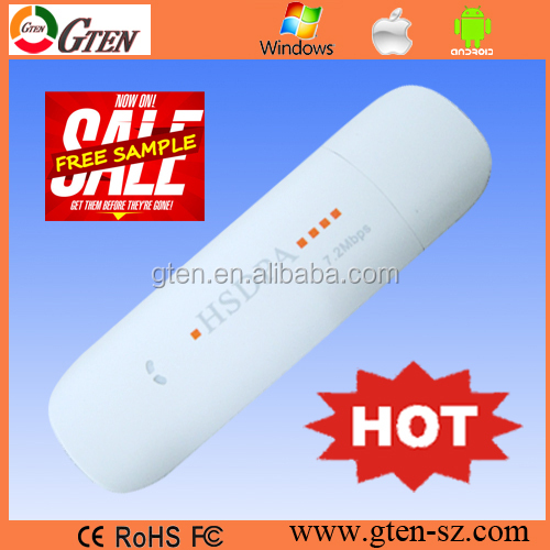 Global online anytime New unlimited cheap smartfren cdma 3g evdo usb modem 7.2Mbps