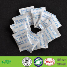 Medical grade 0.5g,1g,2g,2000g Silica Gel Desiccant contractor for Sud-Chemie and meet 3M standard