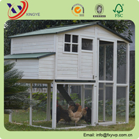 CC036 factory price chicken broiler house design