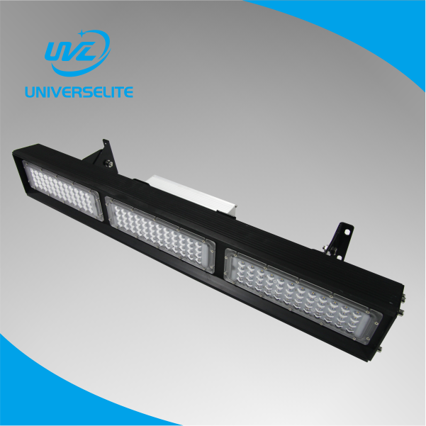 100W IP 65 Led linear high bay ourdoor ligthing Flood light Tunnel light modular led high bay light