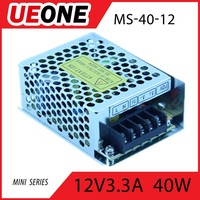 40w12v hight quility S-40-12 led switching power supply