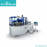 Single stage PET injection stretch blow molding machine for PET