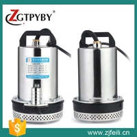 submersible pump 24v dc for garden irrigation water pumps small diameter