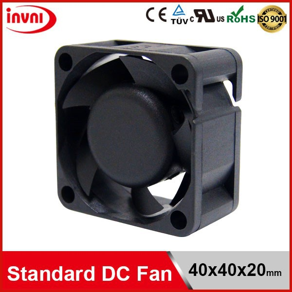Standard SUNON 4020 Small 40mm 40x40 Exhaust Laptop 12V DC Axial Flow Mini Computer Case Fan 40x40x20 mm (EF40201B2-0000-A99)