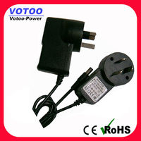 Single output 5v 650ma ac/dc adaptor charger used mobile phone