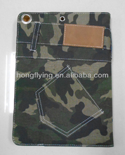 Army Military Fans Camouflage Color Case for iPad mini