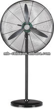 30 inch industrial stand fan with iron blade