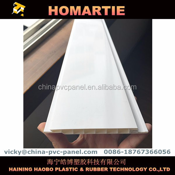 10cm width waterproof decorative plastic pvc ceilings for bathroom decor