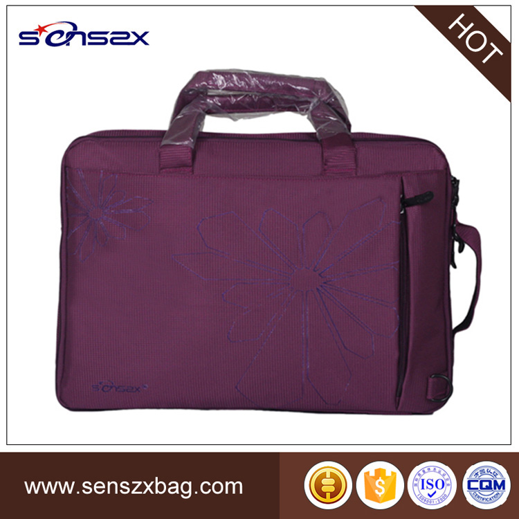 wholesale custom popular and durable design laptop breifcase