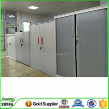 Steel office furniture roller shutter door filing metal cabinets tambour door
