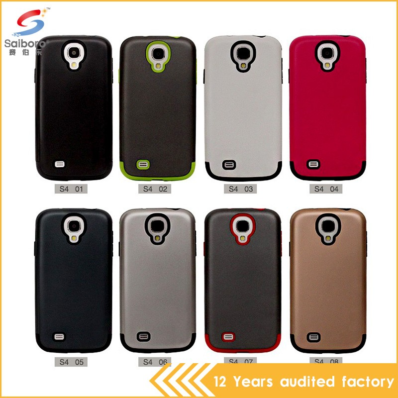 Factory direct supply power bank case for samsung galaxy s4