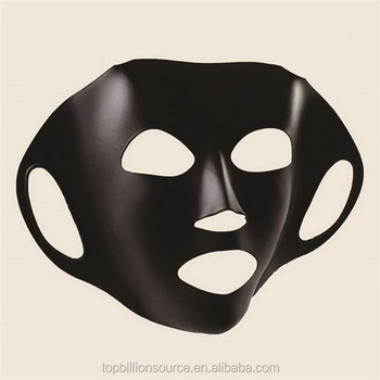 Japan transparent disposable silicone full face mask cover rubber sheet