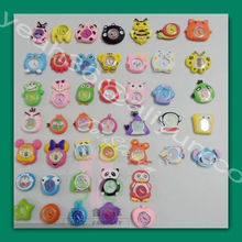 Charm and cute animal style silicone kids slap bracelet watch from in CHINA