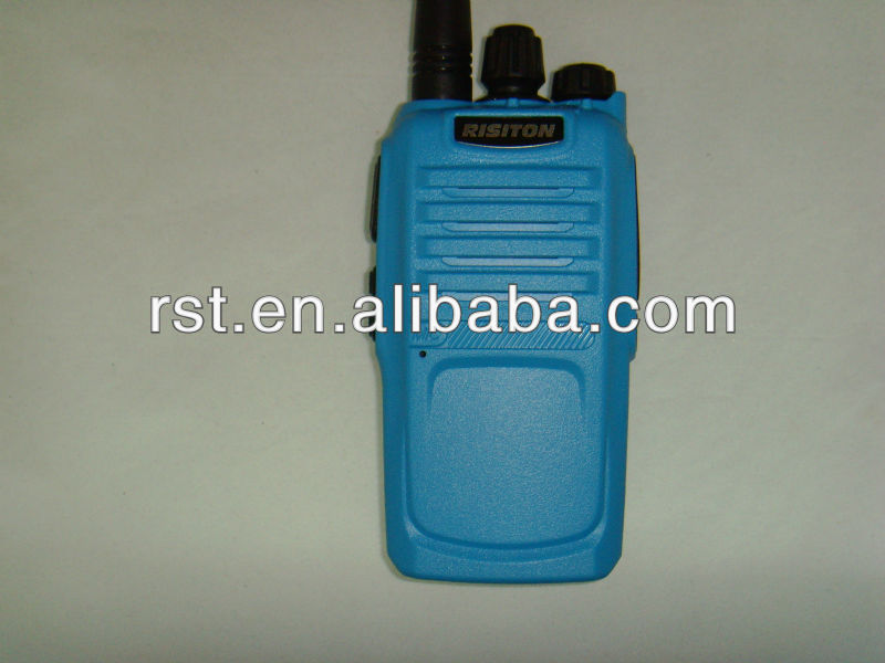 Hotel two way radio walkie talkie RISITON T68 uhf radio