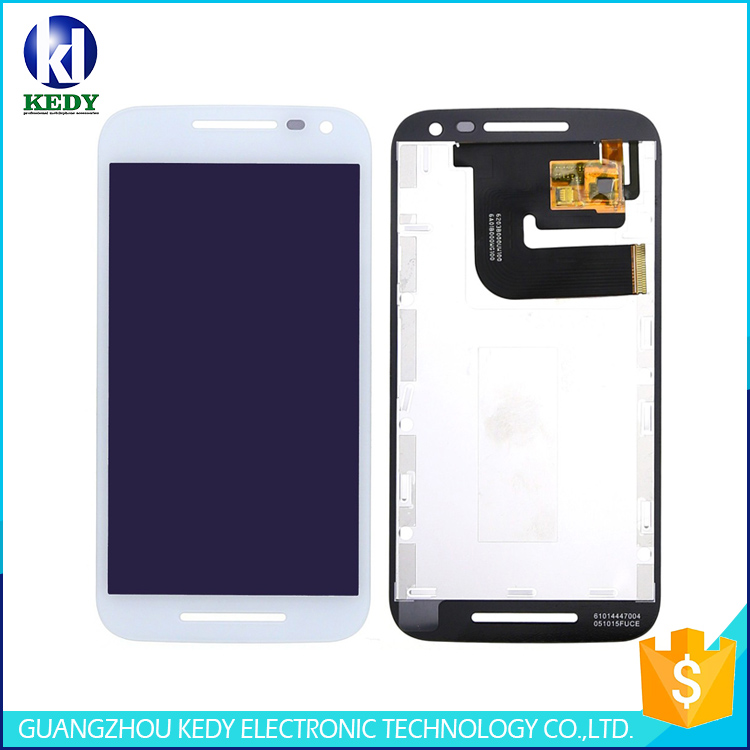 low price china mobile phone Wholesale touch screen digitizer replacement parts display assembly lcd for motorola moto g3