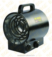 CE wholesale portable industrial electric fan heater 3kw