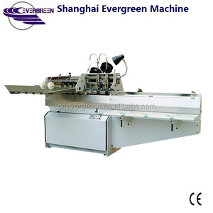 Book stitcher, Auto stapling wire paper stitcher