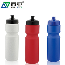 New Type Outdoor Portable tritan Sports Water Plastic Clear Water Bottle