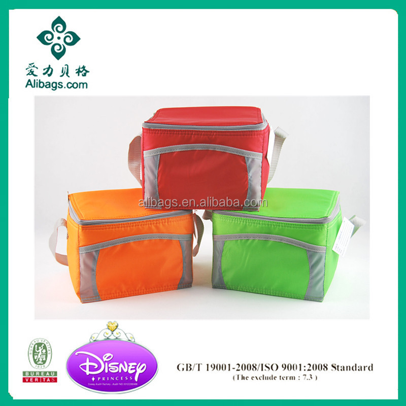 Polyester Material Lunch Cooler Bag