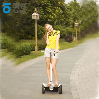 IO CHIC CE ROHS FCC C-TICK 2 wheels mobility scooter for adults