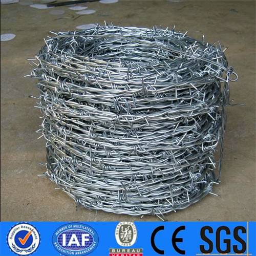 hot sale!low carbon barbed wire reel from China