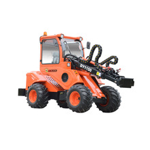 Mini tractors DY1150 mini garden tractors made in china