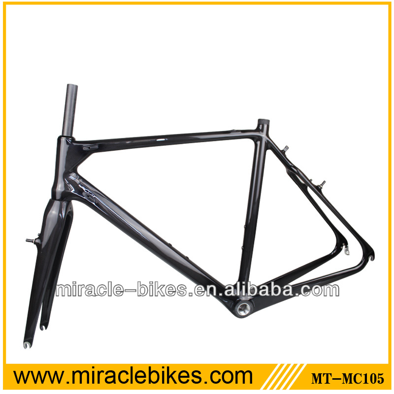 700C full carbon cyclo cross Disc frame