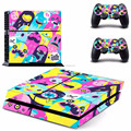 good material vinyl decal for PS4 skins for Playstation 4 skin sticker