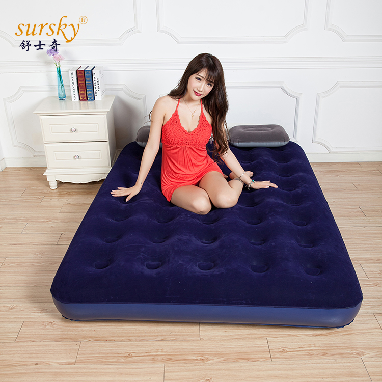 New Outdoor Beach Inflatable Dog Bed 3d Air Mesh Fabric Mattress - Jozy Mattress | Jozy.net