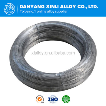 Nickel based alloy wire inconel x-750 price