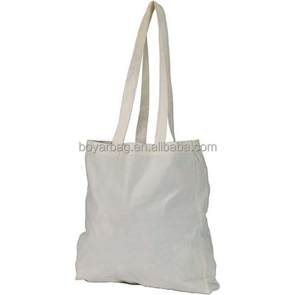 Tote Bag Promotional Priced Heavy Cotton Canvas Art Craft Shopping Bags