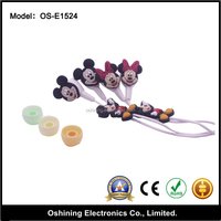 Custom LOGO Printed earphone and earbuds(OS-E1524)