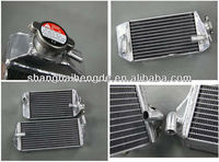 radiator motorcycle for HONDA CR125 2005-2007