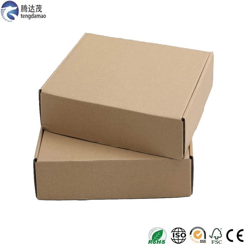 Hot sale logistic packing corrugated carton box with competitive price