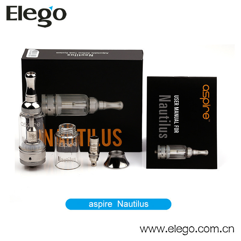 Aspire Classical Tank 5ml Tank Wholesale Aspire Nautilus with Improved BVC Coil