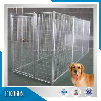 Chain Link Fence Wholesale Dog Kennel