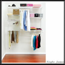 Metal shelf Portable Wardrobe Metal Closet Foldable Closet