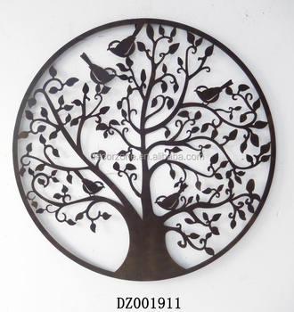 Plaque metal decorative cuisine