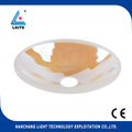 Round shape dental glass reflector DR02 150mm reflector for dental chair