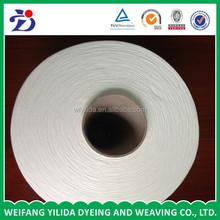 High Quality Chinese 100% Cotton Yarn Market price for cotton yarn 32s/1 24s/1