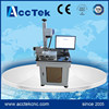 AccTek 10W 20W 30W fiber laser marking machine,portable mini fiber laser marking machine,ipg fiber laser marking machine