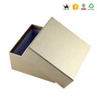 Decorative utility cardboard gift box covers