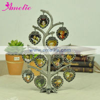 APF9471 Metal Wholesale Apple Tree Photo Frame Home Decoration Christmas 2013 New Hot Items Gifts