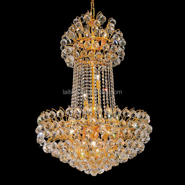 Antique Gold Pendant Lamp Arabic Style Turkish Chandelier Lighting in Dubai 71098
