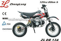 125cc cheap nice design moto dirt bike for adult