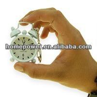NEW Silicone mini alarm clock for travelling