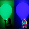 Large balloon with LED element