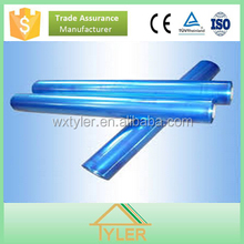 Clear Professional Blue Window Glass Mirror PE Plastic Protective Films/Foils/Tapes Rolls