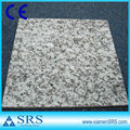 White granite with grey color polished G439