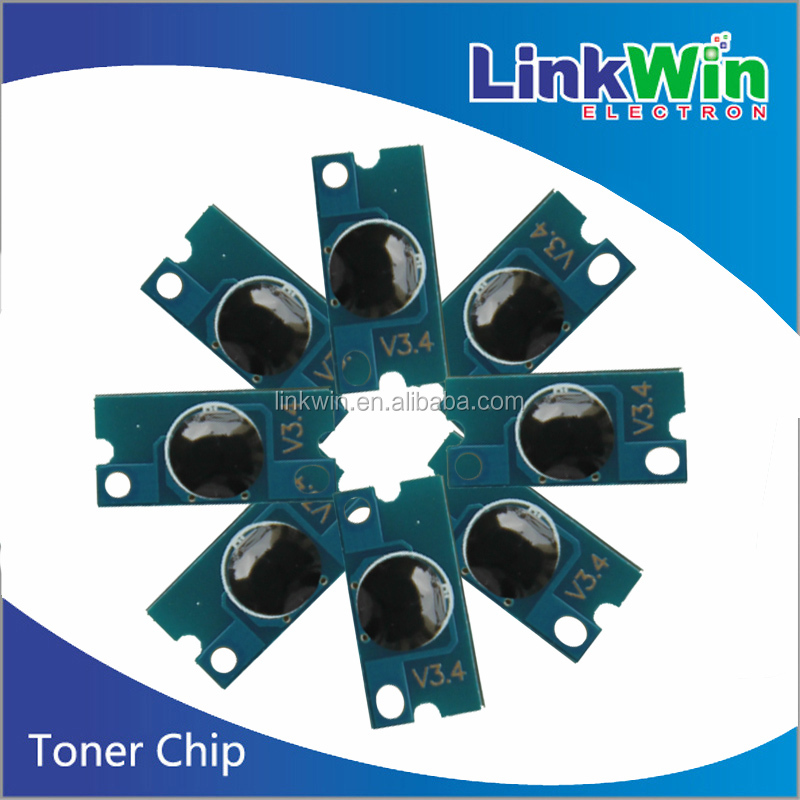 Chip for facsimile machine for Epson AcuLaser CX16 C1600 printer chip spare parts